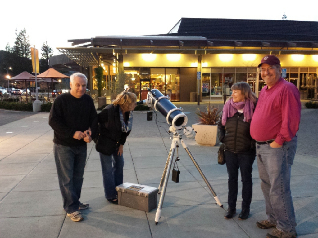 Join us for Telescope Nights!