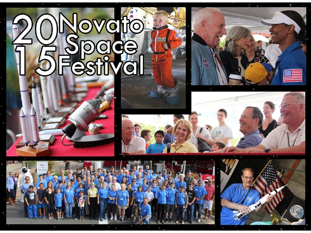 Photos from the 2015 Novato Space Festival