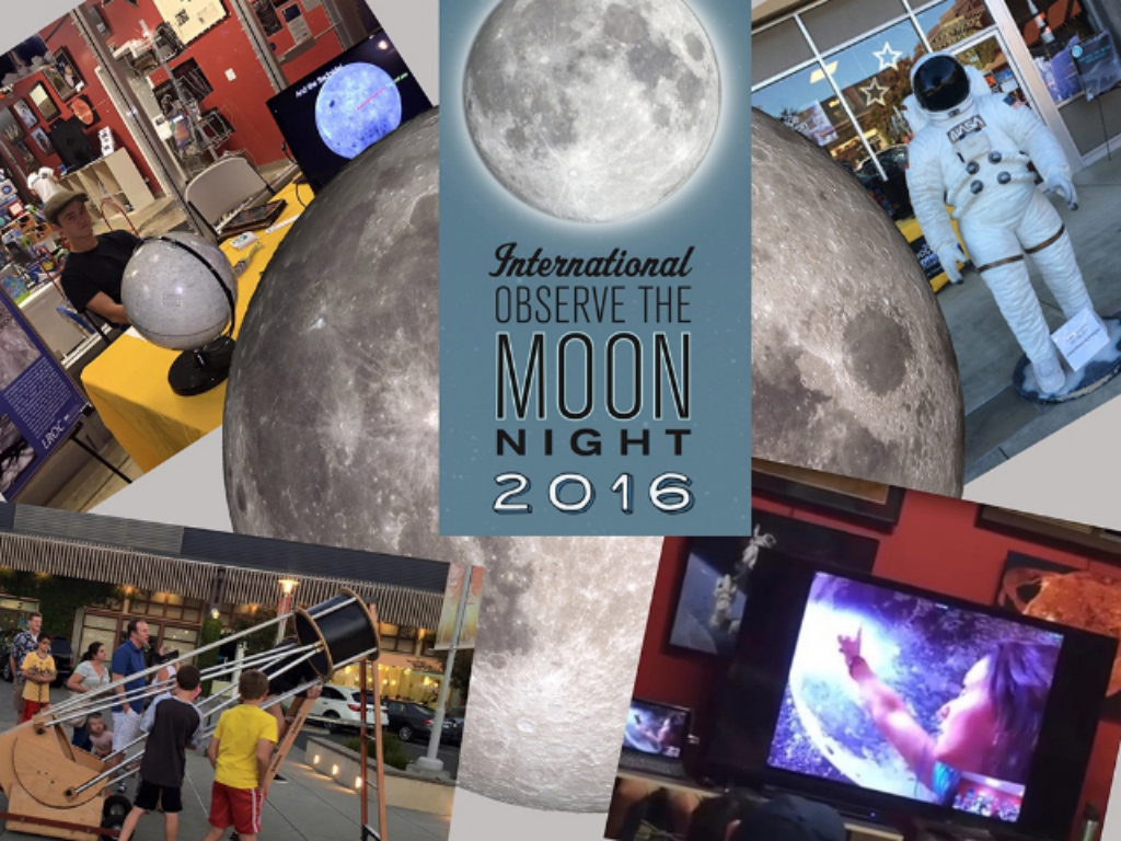 International Observe the Moon Night Photos