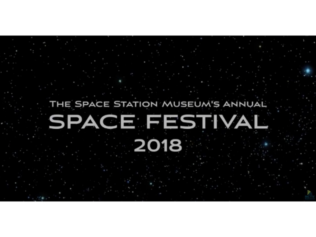 Thanks to all for making the 2018 Novato Space Festival a huge success!  Click above to see highlights.
